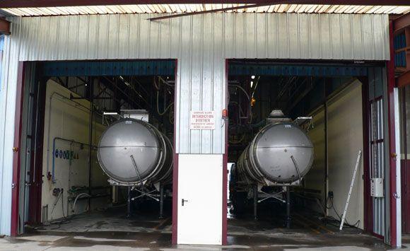 Tank & transport
